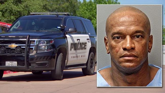 Michael Webb, acusado del secuestro de una menor en Fort Worth, se declara no culpable