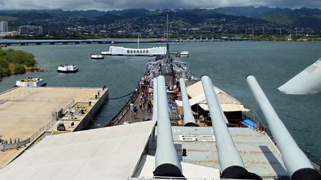 Marino texano que murió en Pearl Harbor regresa a casa