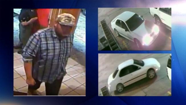 Buscan persona de interés en Dallas relacionada a asalto sexual