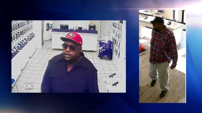 Buscan a ladrón, armado y peligroso en Fort Worth