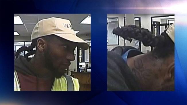 Buscan a sospechoso de robo en Fort Worth y Burleson