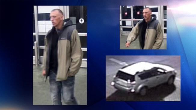 Buscan a sospechoso de robo y vandalismo en Fort Worth