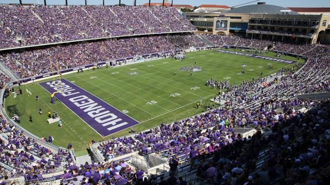 TCU invertirá 100 millones de dólares en su estadio de fútbol