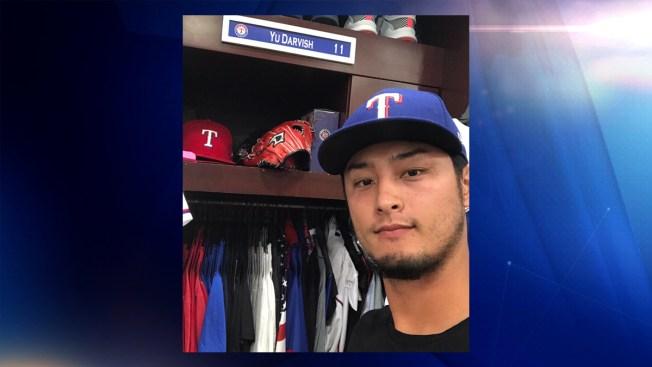 Texas Rangers intercambian al lanzador Yu Darvish