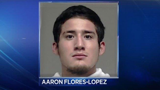 82623d131 Joven acusado de grabar bajo la falda de una niña - Telemundo Dallas