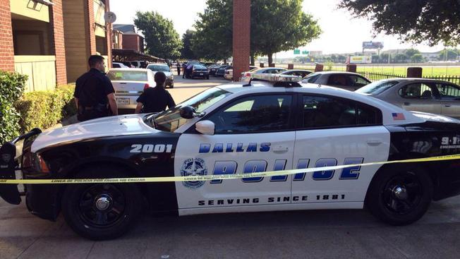 Dallas: Policía busca a hombre que mató a dos personas