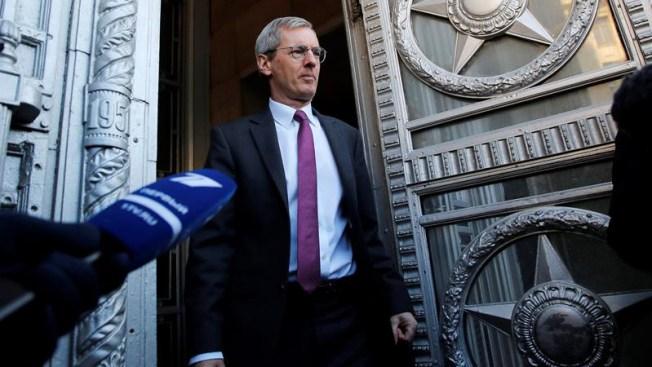 Rusia le responde a Gran Bretaña expulsando a diplomáticos