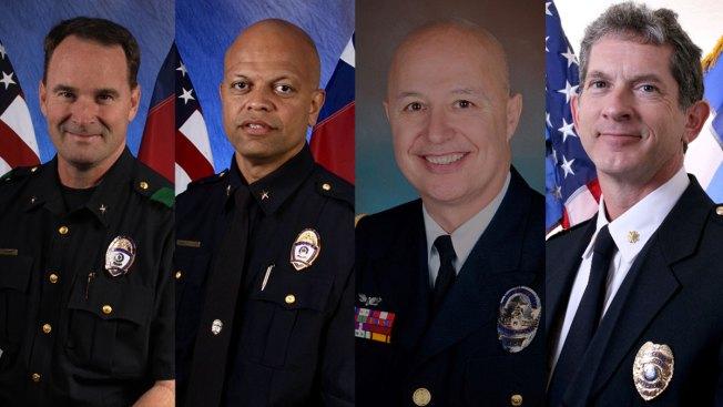 Cuatro finalistas para la jefatura de policía de Garland