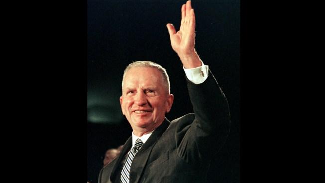 Muere el empresario y político texano, Ross Perot