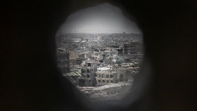 El temible ISIS se reagrupa y le apunta a Estados Unidos