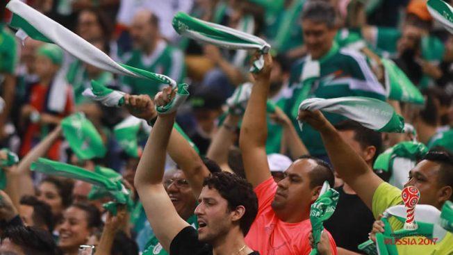 Rusia, el local, sonrió en la Copa Confederaciones