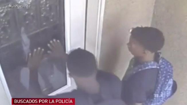 Niño armado espanta a ladrones en su casa