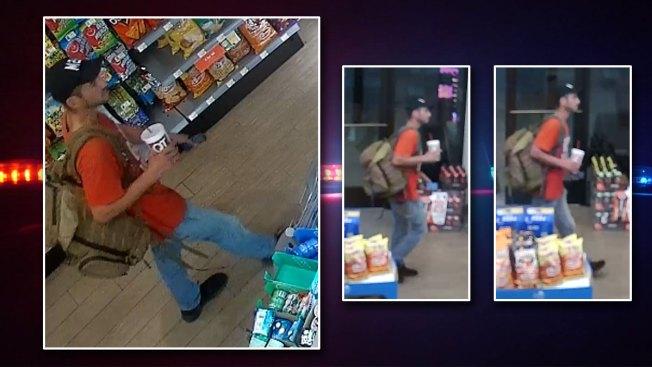 En Fort Worth: buscan sospechoso de robar en autos