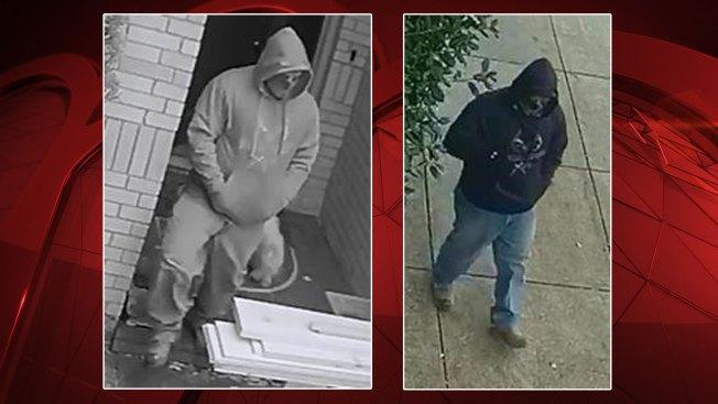 En Dallas: buscan a hombre enmascarado con barriga cervecera