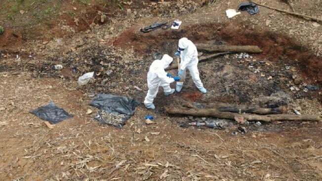 Investigan en Tala operación de campamento clandestino de presunto cartel