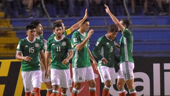 Se afilan para la Copa Mundial de la FIFA con amistosos - Telemundo ... dbef2fd4c7515