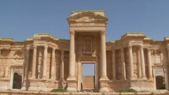 ISIS destruye dos mausoleos en Palmira