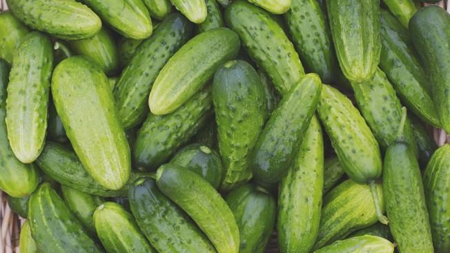 Pepinos mexicanos ligados a brote de salmonella