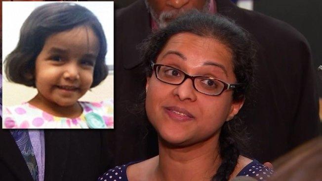 Juez concede entrega de pasaporte a madre de Sherin Mathews