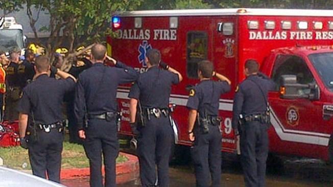 Muere bombero atrapado en incendio