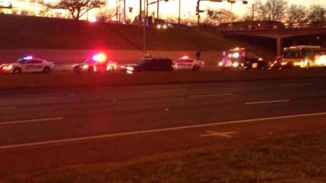 Accidente en Dallas deja siete heridos