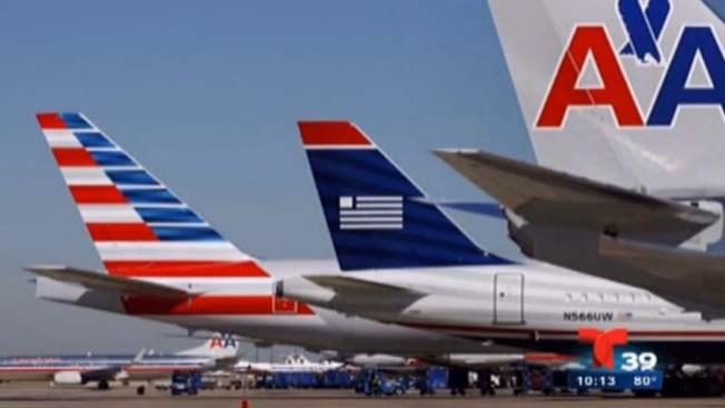 Luz verde a fusión de AA y US Airways