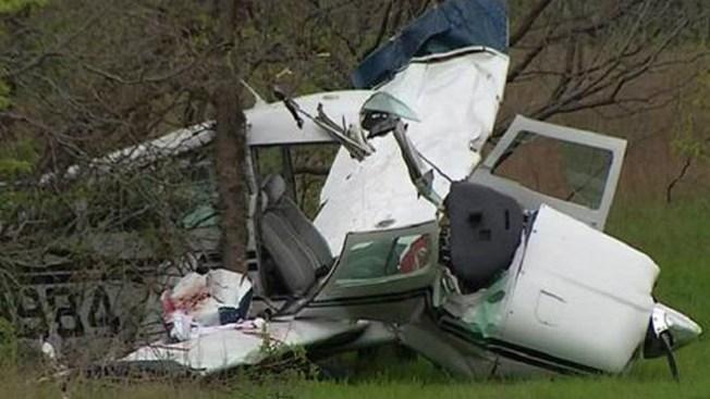 Denton: Un muerto tras accidente aéreo