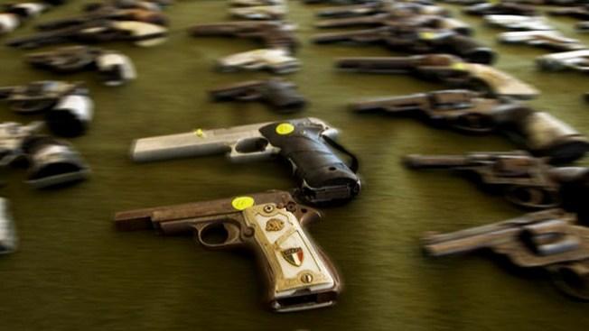 Acusados de traficar armas