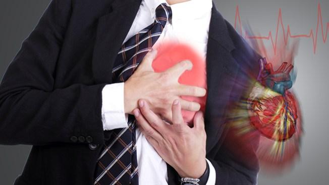 ¿Estás en riesgo de sufrir un infarto?