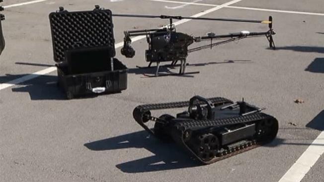 Arlington sigue esperando aviones de vigilancia