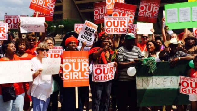 Metroplex se une a #BringBackOurGirls