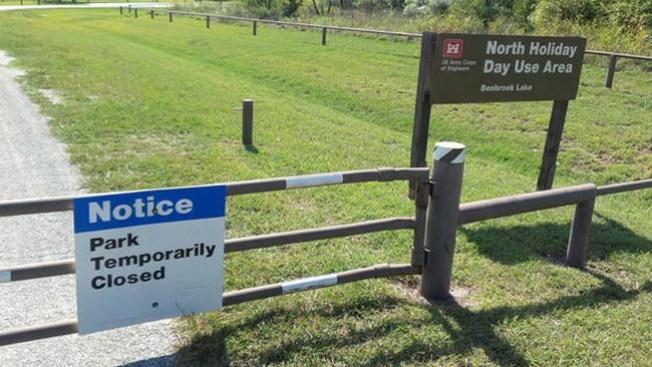 Paro gubernamental cierra los parques