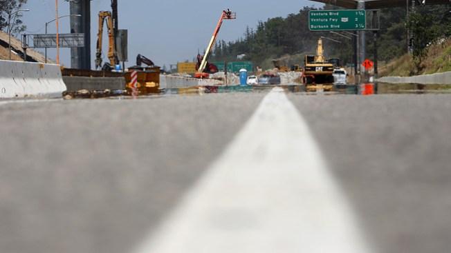Habrá caos vial en I-30 por dos años