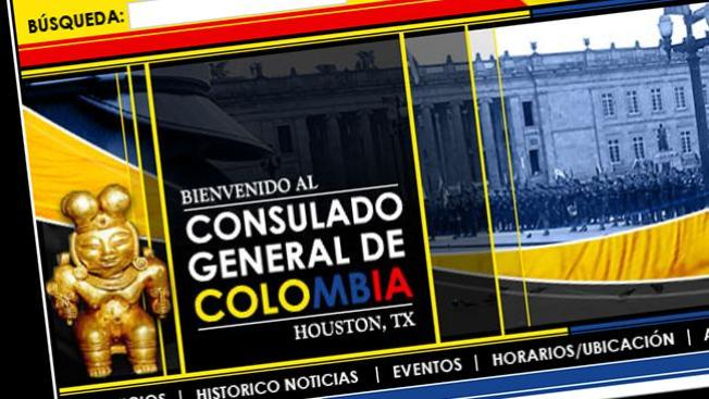 Consulado colombiano móvil