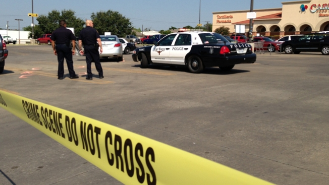 Persecución y heridos en Fort Worth