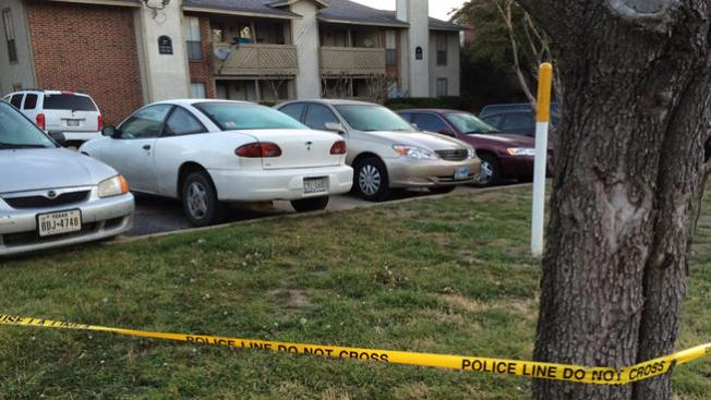 Muerte a tiros en el norte de Dallas