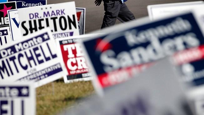 Electores divididos en Texas