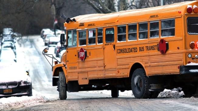 Escuelas afectadas por el mal tiempo