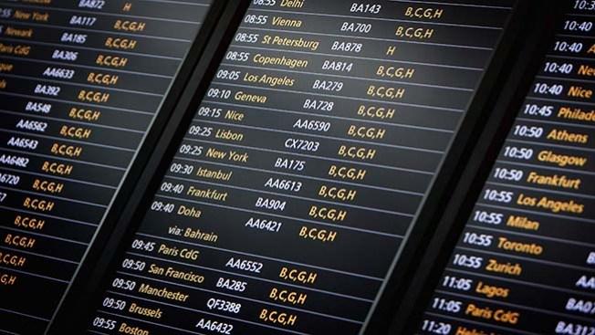 Aerolíneas cancelan más vuelos