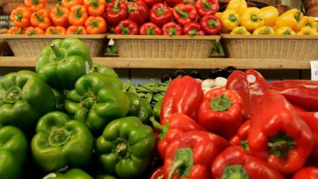 Cupones para frutas y verduras