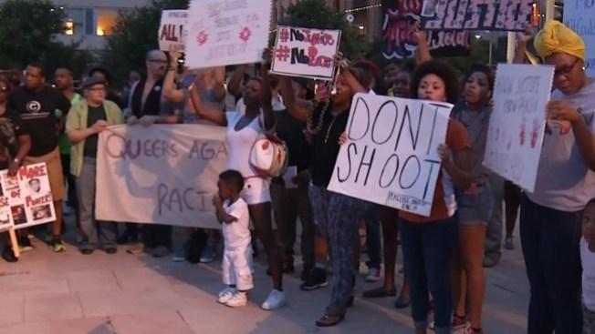 Metroplex se une en apoyo a Ferguson