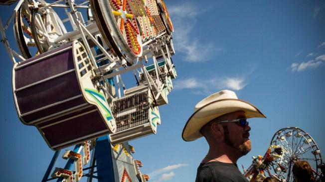 Mucha seguridad en la Feria Estatal
