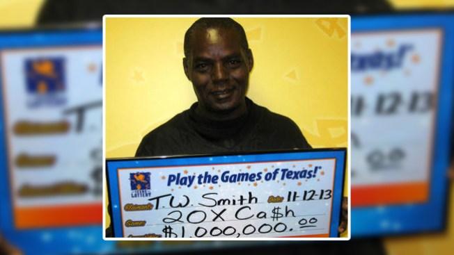 Hombre gana 2 loterías en 9 meses