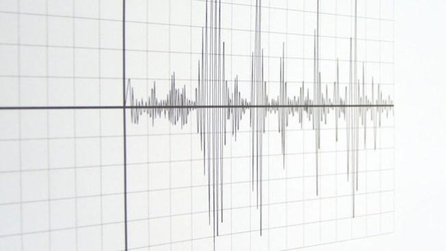 Temblor en Johnson