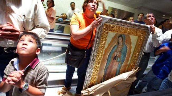 Dallas festeja a la Virgen de Guadalupe