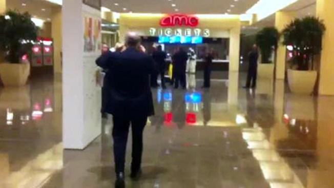 Cocaína en centro comercial