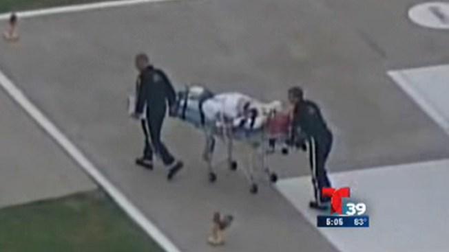 Fort Hood: 4 víctimas hospitalizadas