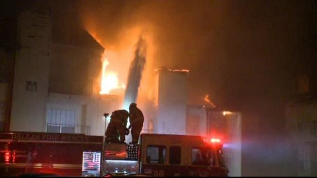 Incendio deja a 40 personas sin hogar