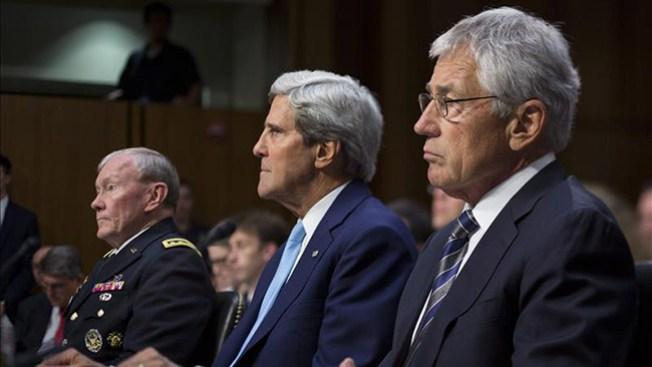 Comité aprueba ataque a Siria
