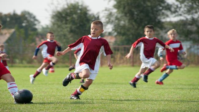 Deporte para niños en verano